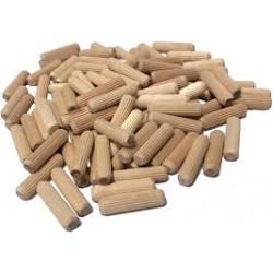 Дървени дибли на размер
