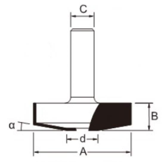 HM профилен фрезер 416.231