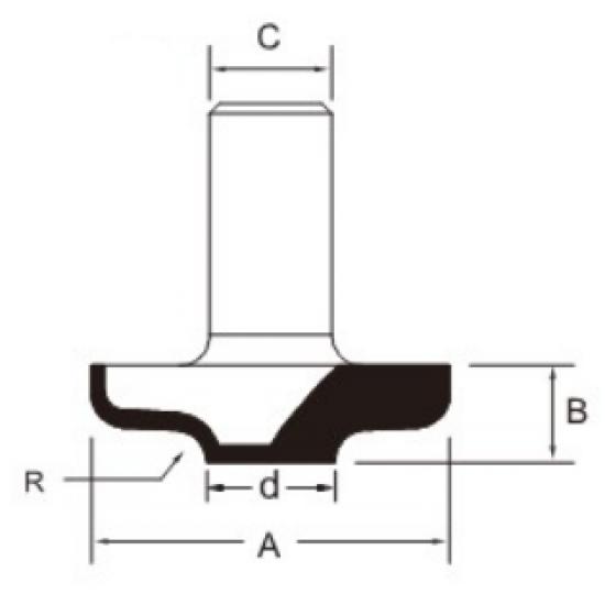 HM профилен фрезер 416.5