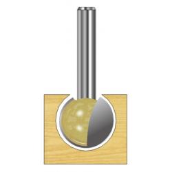 НМ сферичен фрезер