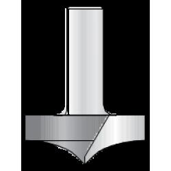 HM профилен фрезер 117