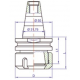 Държач за инструменти ISO30