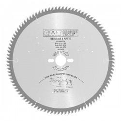 Циркулярен диск за PVC&PLEXIGLASS CMT