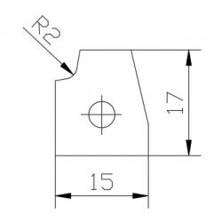 Пластини за кантираща машина VITAP Orbiter
