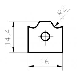 Пластини за кантираща машина SCM STEFANI MD