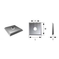 Квадратни сменяеми пластини