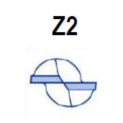 Z-2 груба обработка