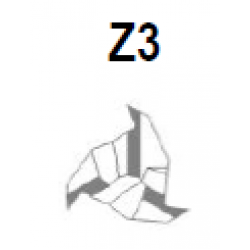 Z-3 груба обработка