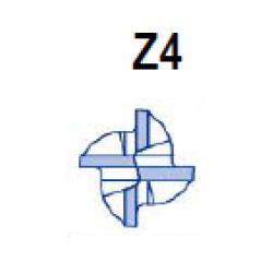 Z-4 груба обработка