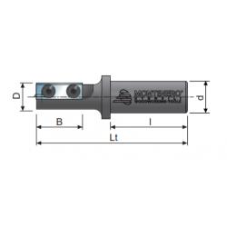CNC фрезер прав см.пластина Z-1