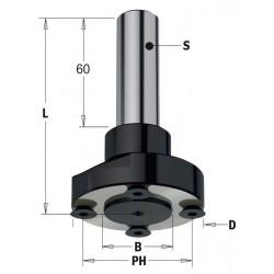 CNC държач за циркулярен диск CMT