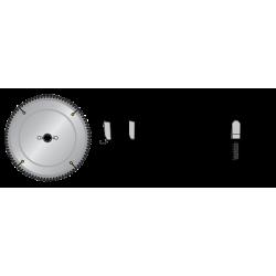 Циркулярни дискове за MDF профили