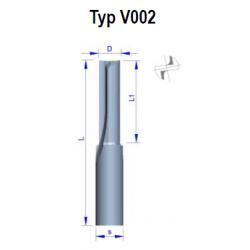 Z-2 прав фрезер